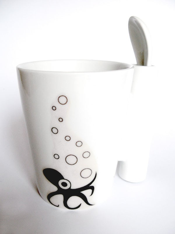 Des tasses design by Madame Bidule
